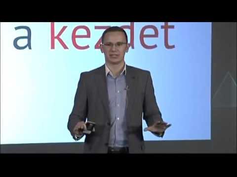 Egy geek orvos harca az orvoslással I Dr. Meskó Bertalan I TEDxY@Budapest2012