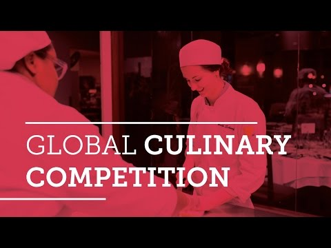 Global Culinary Competition
