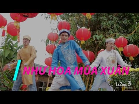 Nhảy Zumba | Như Hoa Mùa Xuân | Bài nhảy Zumba Tết 2017 cực hay | Zumba Fitness Vietnam | Lazum3