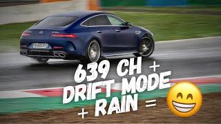 639 ch en Drift Mode... sous la pluie ! by Motorsport Magazine