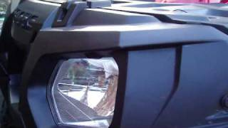 8. My new 2010 Polaris Sportsman 550 XP EFI with ESP.