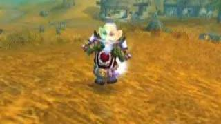 WOW - World of Warcraft - Haroot lvl 70 Mage Dancing