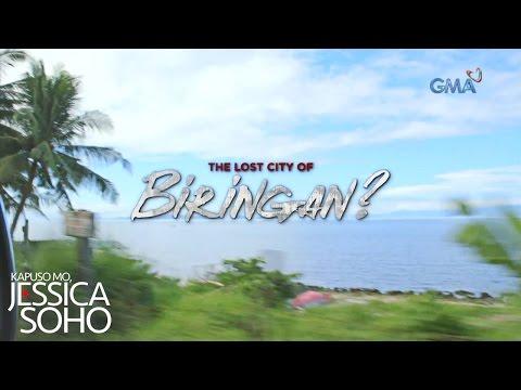 Kapuso Mo, Jessica Soho: The lost city of Biringan (with English subtitles)