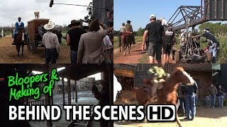 Django Unchained (2012) Making of&Behind the Scenes (Part2/3)