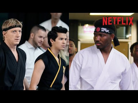 Cobra Kai Worldwide Starring King Vader | Netflix Dreams Episode 2