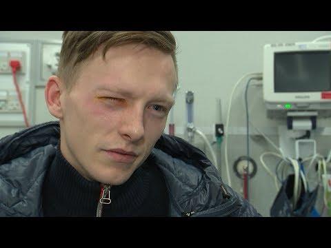 Flere fyrværkeriskader: Simon havde ikke sikkerhedsbriller på - DR Nyheder