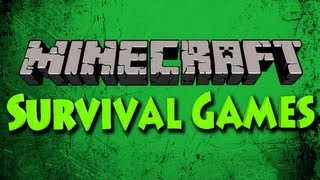 Minecraft: Hunger Games Survival w/ TheCampingRusher - Match 34 - Body Guard Rushers
