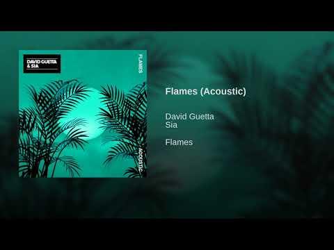 Flames (Acoustic)