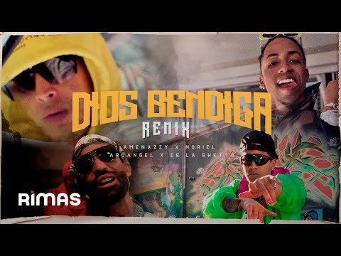 Dios bendiga (Remix) - Amenazzy Ft Noriel, Arcangel y De La Ghetto