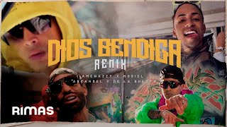 Dios Bendiga Remix – Amenazzy X Noriel X Arcangel X De La Ghetto ( Video Oficial )