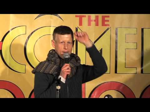 Oliver Merrick - Rusty at First - Comedy School Student Showcase