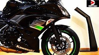2. 2019 Kawasaki Ninja 650 Black Unboxing Walkaround #Bikes@Dinos