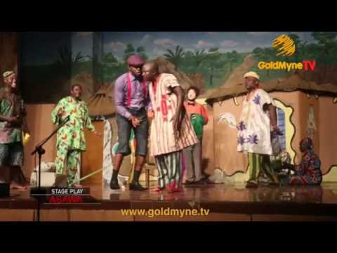 "ODUNLADE ADEKOLA, YINKA QUADRI, FAITHIA BALOGUN, BIMBO OSHIN AND OTHERS IN ""ASA WA"" (Stage Play)"