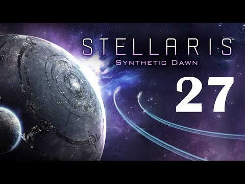 Twitch - Stellaris Synthetic Dawn - Death Bot Titans - 27