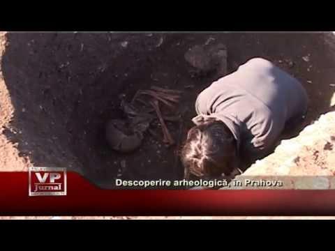 Descoperire arheologica, in Prahova