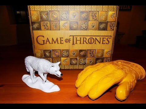 CultureFly Game of Thrones and Nick Box Unboxing Gallery | BREAKING NEWS TODAY