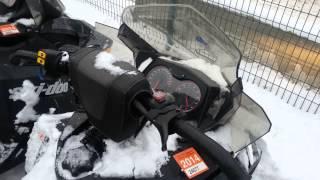 8. Снегоход SKI-DOO Grand Touring 600 ACE 2012 г