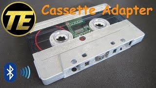 How to make a Bluetooth Cassette Adapter