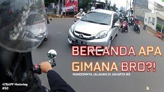 Video INI MOBIL MAEN NYOSOR AJA! - 47BAPF Motovlog #50- RANDOMNYA JALANAN DI JAKARTA #3 MP3, 3GP, MP4, WEBM, AVI, FLV April 2019