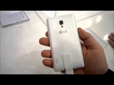 LG Optimus L7 II - video preview