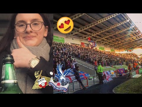 ELECTRIC CRYSTAL PALACE FANS! Doncaster Rovers 0-2 Palace ('Price Of Football Ep.5')