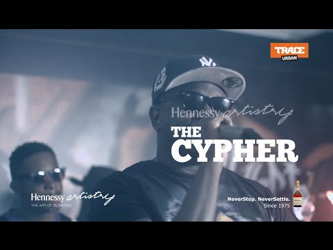 Hennessy Cypher 2016 - ILL BLISS x JESSE JAGZ x HOLY FIELD x YOYE x SLASH x STEEKY
