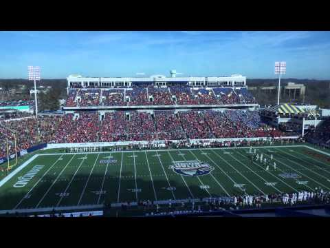 2014 Military Bowl Time Lapse