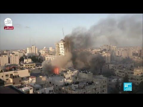 Conflit israelo-palestinien : violences les plus intenses depuis 7 ans
