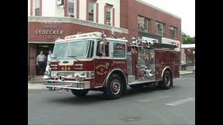 Nyack (NY) United States  city photos : 2012 Nyack,ny Fire Department Chiefs Inspection Parade part 1 of 3