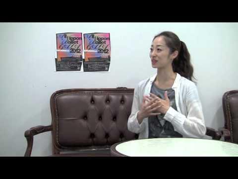 ANBG2012 志賀育恵(出演)さんインタビュー