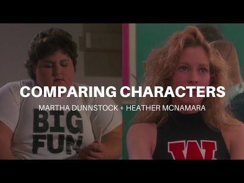 Heather McNamara & Martha Dunnstock: Character Analysis | Video Essay