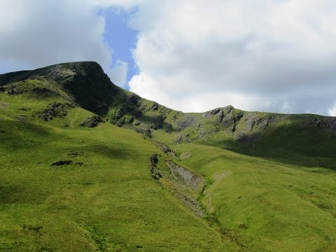 Blencathra from Scales round | cumbria  Walks
