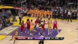 Andrew Bynum Post Move Clinic (when he still cared about basketball)