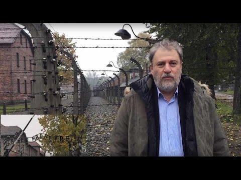 Νότης Μαριάς: Επίσκεψη τιμής και μνήμης στο Άουσβιτς