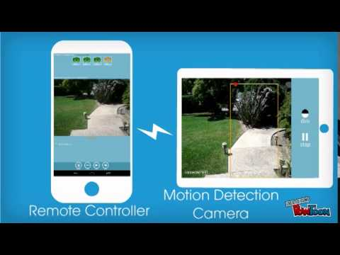 Video of Gotya Security Camera (beta)