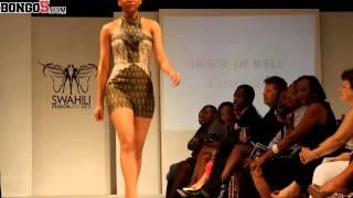 Swahili Fashion Week 2013 Vazi La House Of Welu