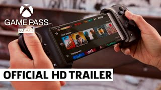 Xbox Game Pass Ultimate - Mobile Streaming Trailer by GameSpot