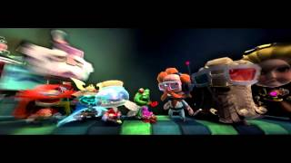 LittleBigPlanet 2 - Finale: The Heart of the Negativatron