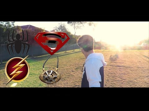 A Superhero Fan Film (Spiderman, Superman, Flash, Dr Strange)