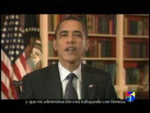 Obama en Premio Lo Nuestro: Obama se esta ganando el corazon de los Latinos.