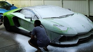 It Got All Over the Lamborghini by TJ Hunt