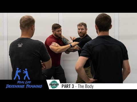 Real Life Defensive Training – The Body