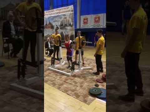Спортсменка из Карабаша вновь лучшая!