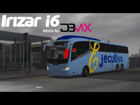 [ATS] Bus IRIZAR i6 + Interior v1.5 1.36.x