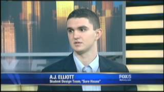 Stevens Institute Of Technology:  John Nastasi And A.J. Elliot Featured On Good Day Street Talk