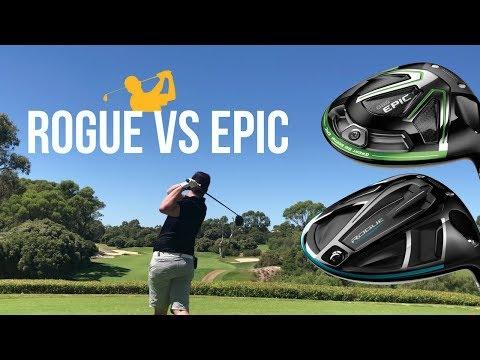 Callaway Rogue Vs Epic Driver Review
