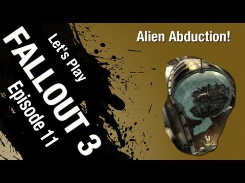 Fallout 3 Ep. 11 | Alien Abduction! – PlayStation 3 [HD]