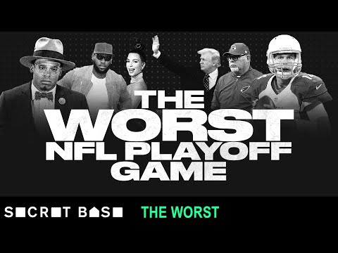 Video: The Worst NFL Playoff Game: 2015 - Episode 11