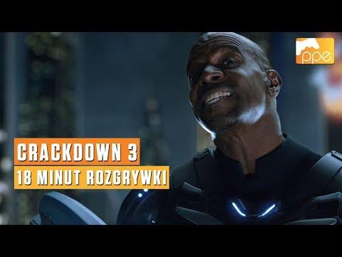 Crackdown 3 - pierwsze 18 minut rozgrywki