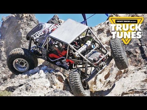 Rock Crawler for Children | Kids Truck Video - Rock Crawler